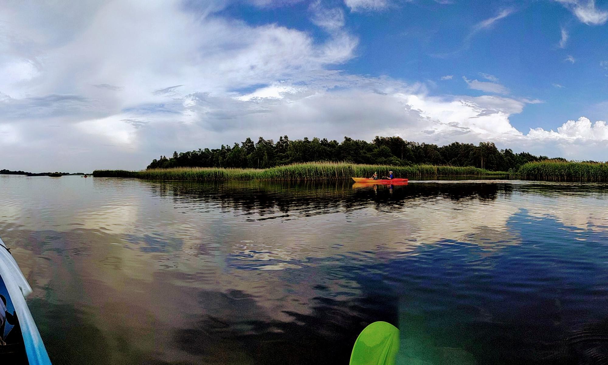 LubKajaki.pl - spływy kajakowe Wieprzem / 737 137 097